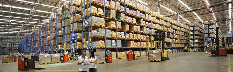 Logistics and warehousing |